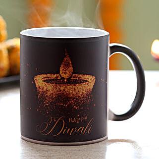 Diwali Wishes Magic Mug: Diwali Gift Delivery in Dubai UAE