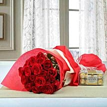 Express Love With Passion: Send Mother's Day Flower and Chocolates to UAE
