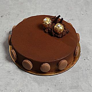 Ferrero Rocher Cake: Birthday Cake Delivery in UAE