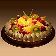 Fruit Tart: Send Gifts for Friend to Dubai