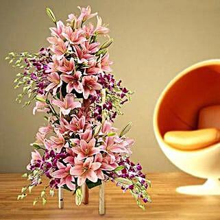 Grand Celebratory Bouquet: Flower Delivery in Al Ain