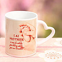 Greatest Mom Mug: Send Mother's Day Mugs to UAE