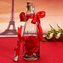 Love note In a Bottle: Send Personalised Gifts to UAE