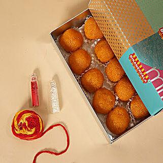 Motichoor Laddoo With Roli and Chawal: Send Bhai Dooj Gifts to UAE