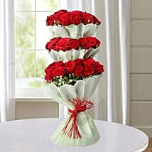 Multi Storied Roses: Valentine's Day Gifts for Her to UAE