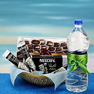 Nutty Dates Hamper: Eid Gifts to Abu Dhabi