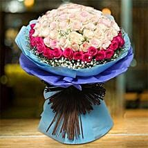 Royal Rose Bouquet: Send Mother's Day Gifts to UAE