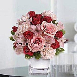 Shades of Love: Flower Arrangements to UAE