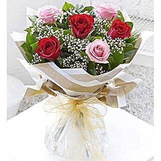 Stolen Kisses Bouquet: Dubai Flower Delivery