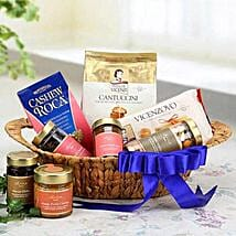 The Blue Allure: Mother's Day Dry Fruit Hampers to UAE