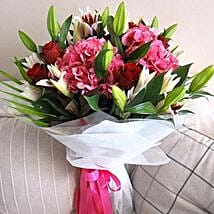 Timeless Beauty: Same Day Flowers for Him in Dubai UAE