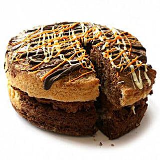 Chocolate Orange Sponge Cake: Cakes to Oxford