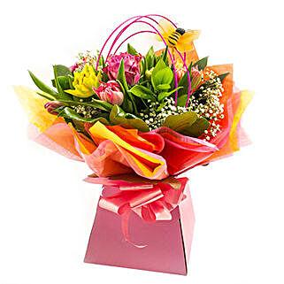Colour Pop: Birthday Flowers UK