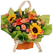 Happy Delight: Mother's Day Bouquets to UK