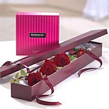 I Love You Chocolate Gift Set: Send Gifts to Manchester, UK