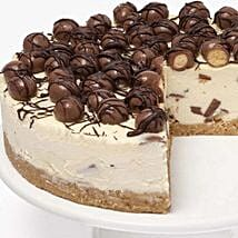 Moreteaser Cheesecake: Cakes to Edinburgh