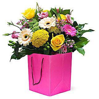 Sugar Pop: Birthday Flowers to UK