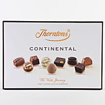 Thorntons Continental Chocolate Box: Chocolate Delivery in London UK