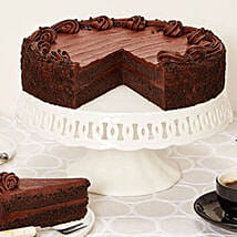 10 inch Chocolate Cake: Send Cakes to Sunnyvale