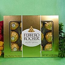 12 Rocher Delight: Birthday Gifts to Irvine