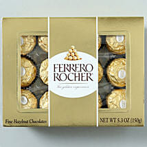 12 Rocher Delight: Gift Delivery in Houston