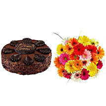 Birthday Treat: Send Flowers N Cakes to California