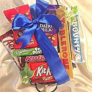 British Sweet Tooth: Valentine's Day Chocolates to USA