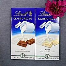 Classic Lindt Collection: Valentine Chocolates to USA