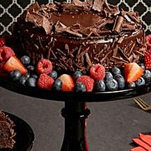 Flourless Chocolate Cake: Corporate Gifts to USA