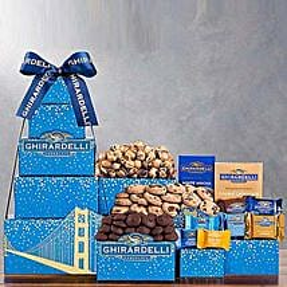 Ghirardelli Tower: Send Chocolates to USA