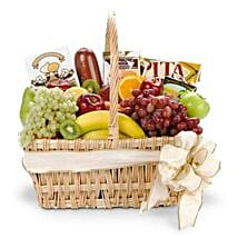 Gourmet Fruit Basket: Send Thank You Gifts to USA