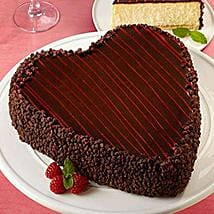 Heart Shaped Cheesecake: Send Birthday Cakes to USA