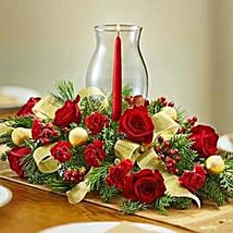 Holiday Special Centerpiece: Flower Delivery in USA