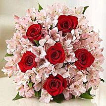 Lovely Bouquet: Flower Delivery USA