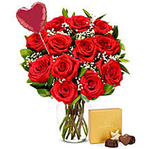 Online Delivery Valentines Day Gifts To Miami By Ferns N Petals