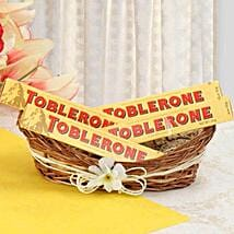 Munch With Toblerone: Send Diwali Gifts to USA
