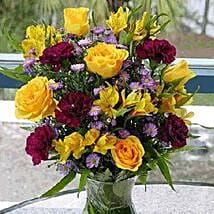 Passion: New Year Flowers to USA