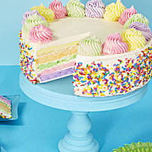 Rainbow Cake: Cakes for Birthday