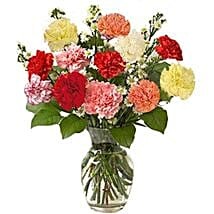Simply Elegant: Friendship Day Flowers to USA