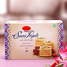 Soan Papdi 250 Grams: Sweet Delivery in USA