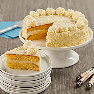 Vanilla Bean Cake: Send Cakes to Sunnyvale