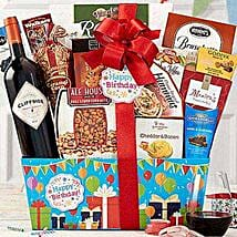 Vintners Path Cabernet Birthday Collection: Gift Basket Delivery in USA