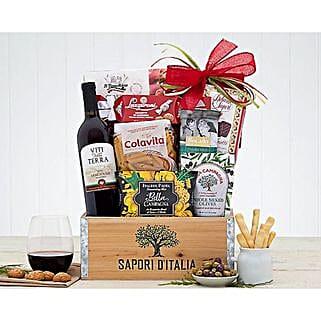 Viti Della Terra Sangiovese: Valentine Day Gifts Raleigh